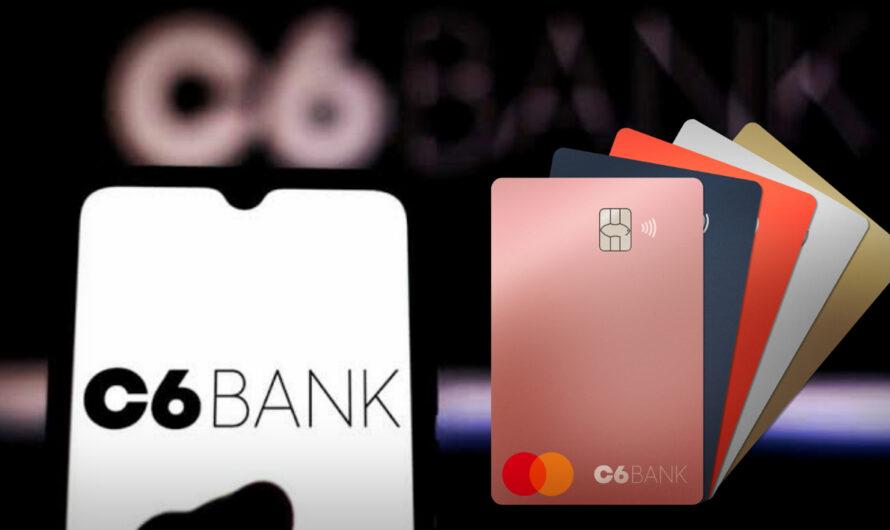 CARTÃO DE CRÉDITO C6 BANK – O CARTÃO DE CRÉDITO COMPLETO